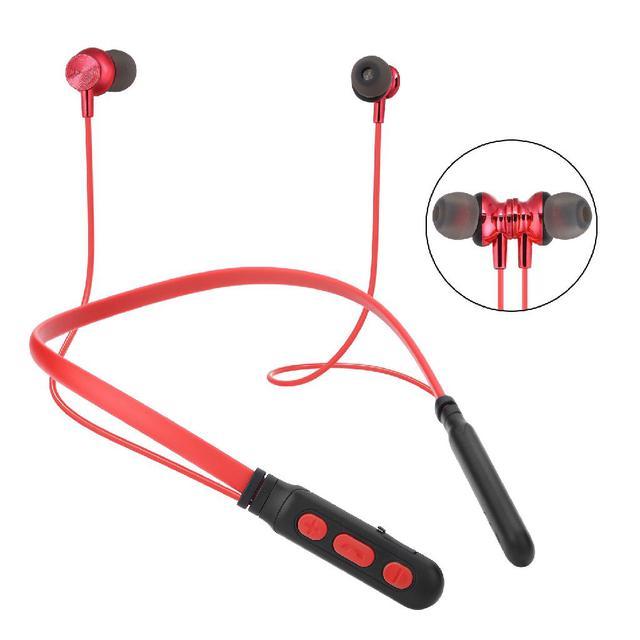 無線藍牙耳機立體聲雙耳耳塞式 運動耳機入耳式 頸掛式遊戲耳機