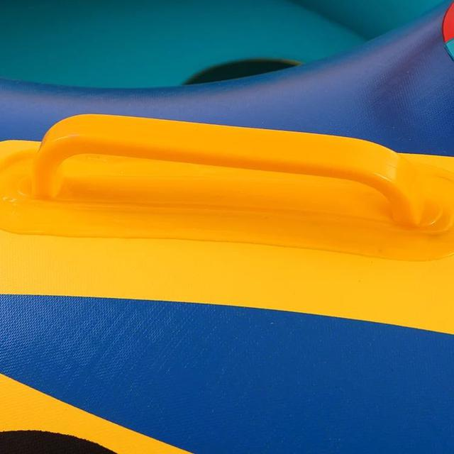 寶寶坐圈兒童座圈充氣浮圈汽艇幼兒游泳圈LSJ19072906