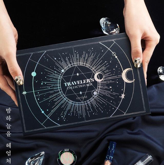 韓國品牌彩妝 ROMAND 星光套組