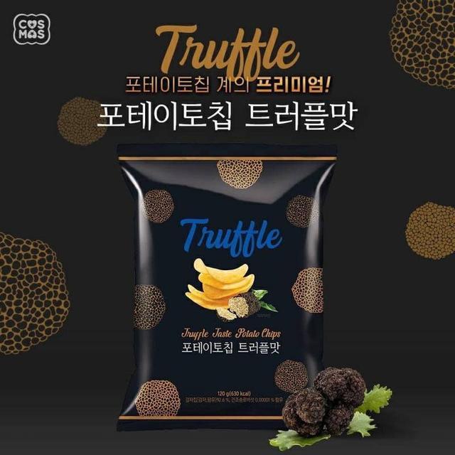 現貨 韓國 松露洋芋片120g