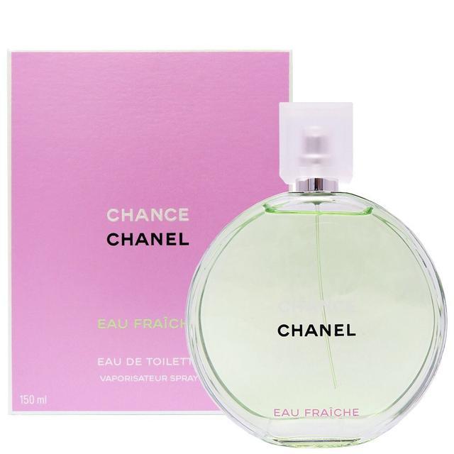 預購 - CHANEL CHANCE 綠色氣息限量版女性淡香水 100ml