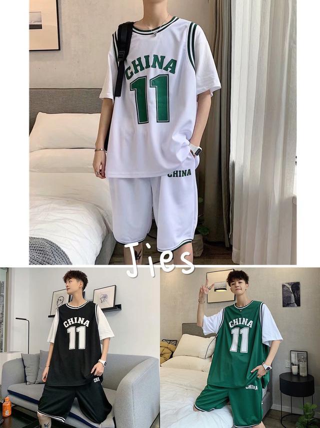 預購 韓版男球套裝