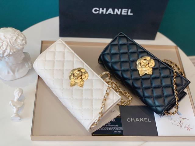 Chanel網紅爆款 20ss早秋專櫃新款單肩斜挎包 Chanel 單肩斜挎超纖軟羊皮紋