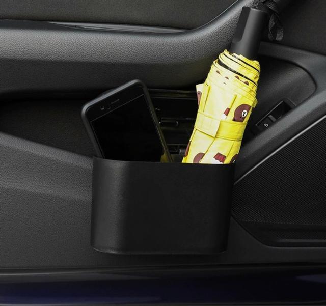 車用多功能垃圾桶