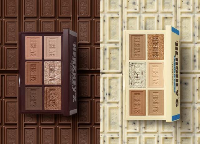 韓國 ETUDE HOUSE x HERSHEY'S 情人節限定 巧克力眼影盤