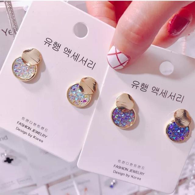 韓國個性耳釘