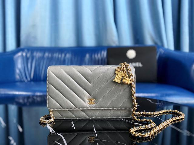 「限時優惠」Chanel 希臘貓頭鷹系列 WOC