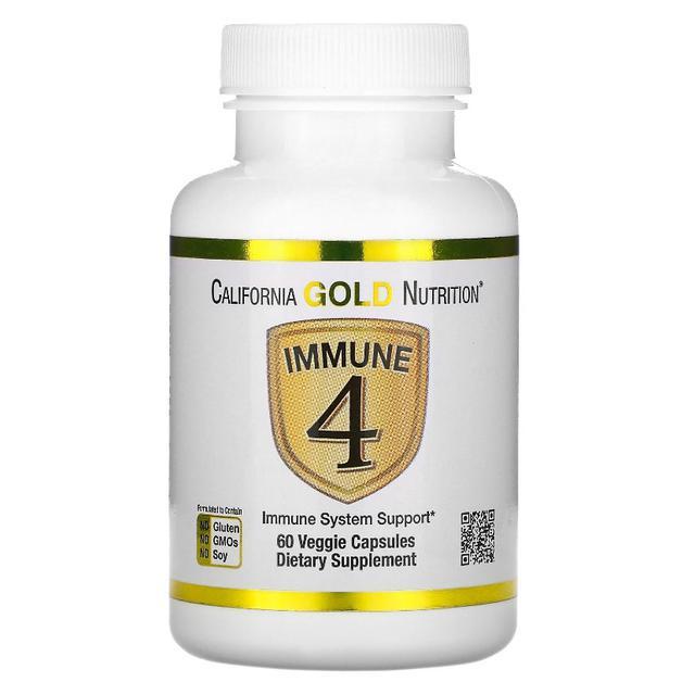 美國California gold nutrition免疫系統支援膠囊