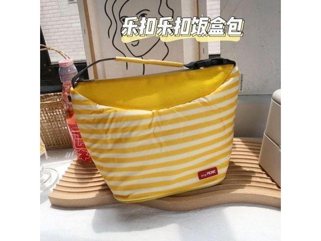 #預購P206 - 限量團樂扣保溫保冷袋(一組3個)
