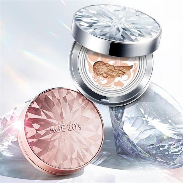 韓國AGE20S 愛敬鑽石氣墊唇膏限量套組