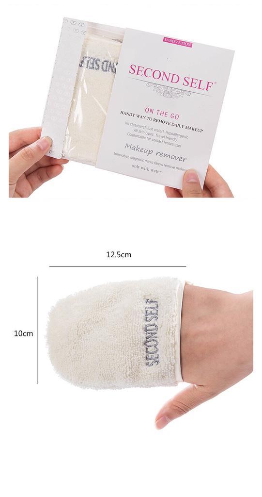 卸妝潔面手套