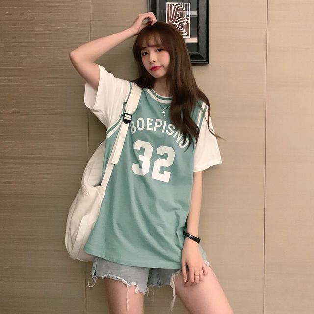 【預購】夏季籃球背心短袖T恤