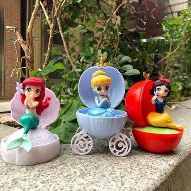 迪士尼扭蛋公主系列(1組3個)