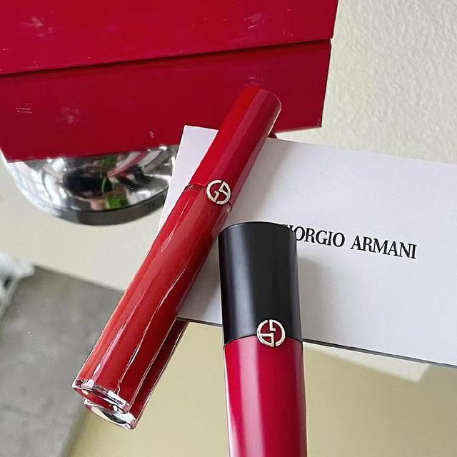 阿瑪尼限量口紅套盒