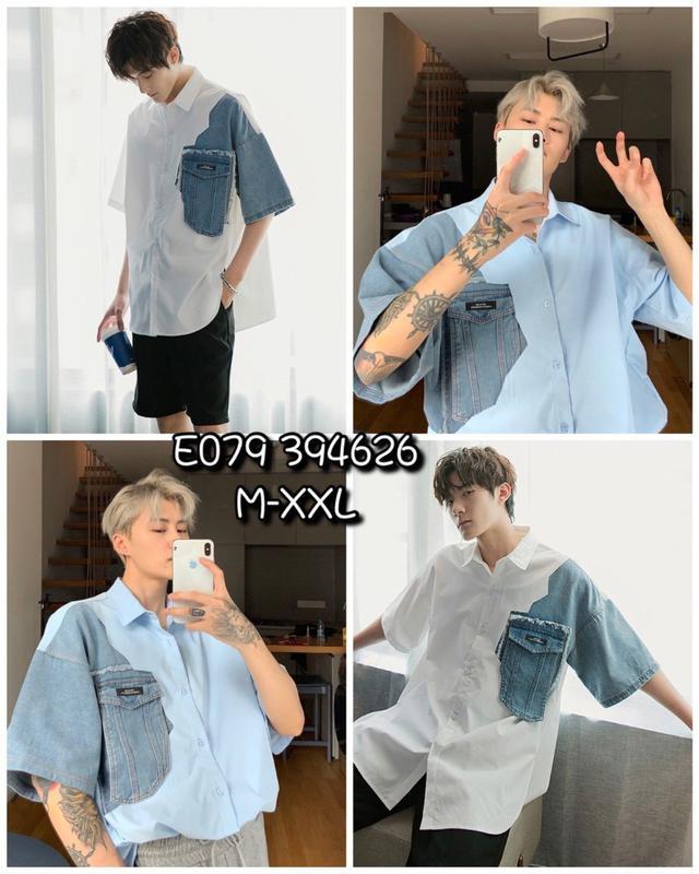 男裝 M-XXL