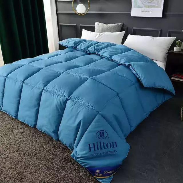 希爾頓酒店   羽絨棉被被芯