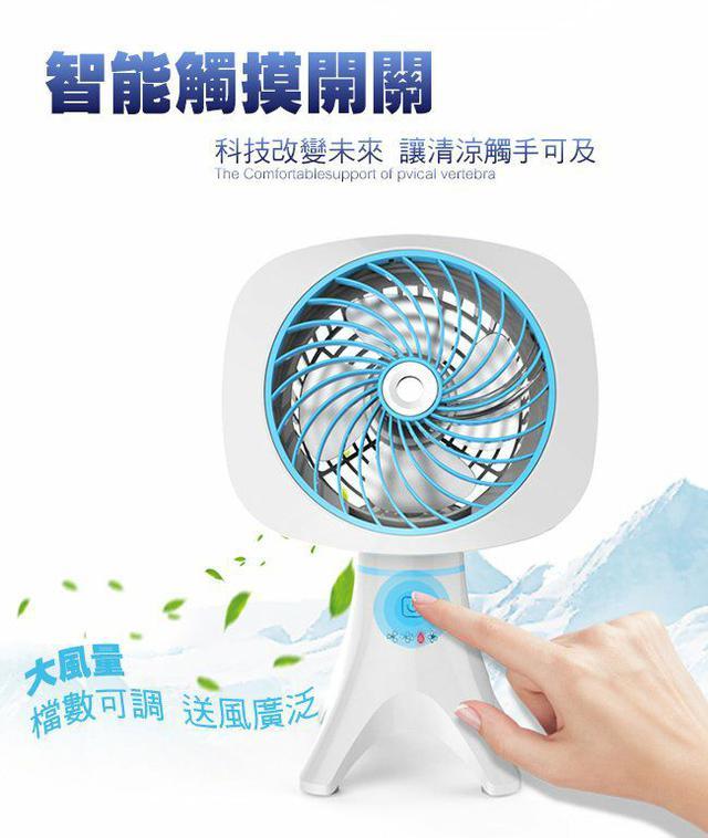 專屬夏季🉑️超智慧四種模式水冷扇➡️預購⬅️
