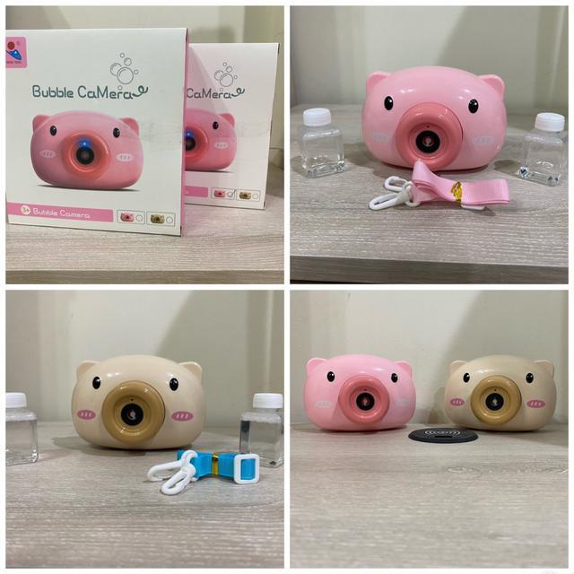抖音同款 小豬泡泡機