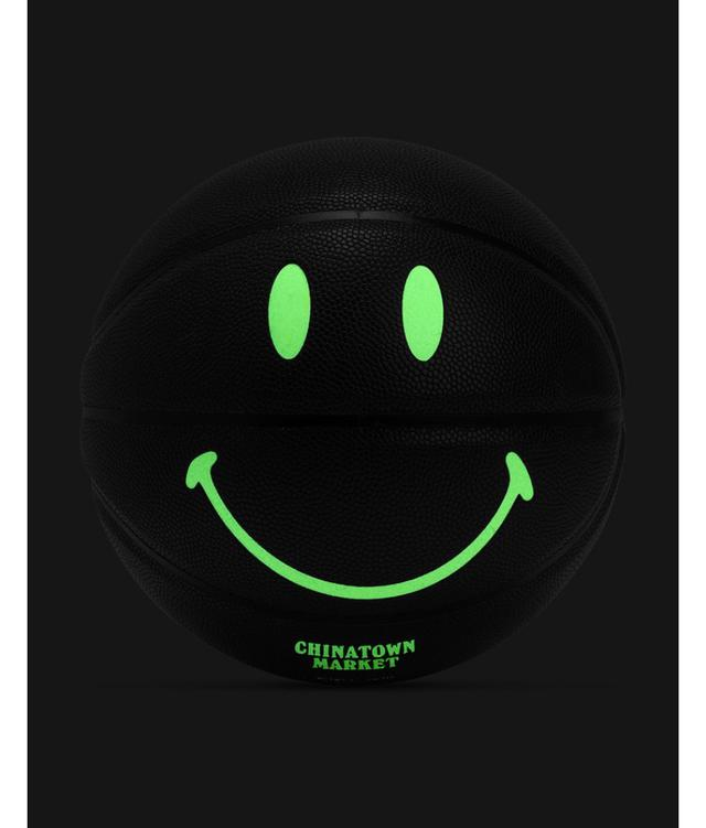 SMILEY GLOW IN THE DARK BASKETBALL