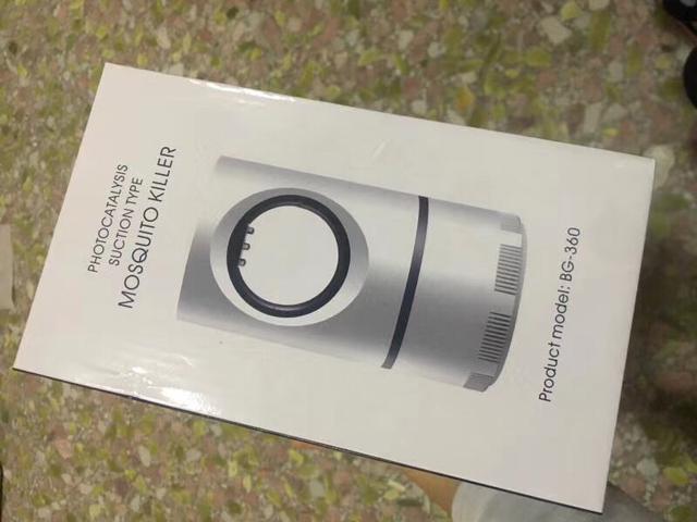 直销新款天眼灭蚊灯 USB光触媒捕蚊器 静音灭蚊宿舍卧室家用蚊灯