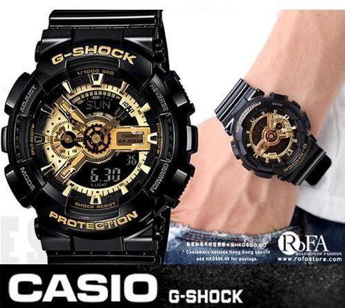 卡西X高品質原單G-SHOCK運動造型錶
