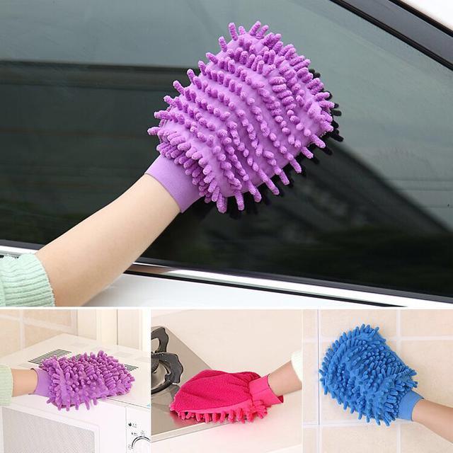 除塵/擦車手套🧤