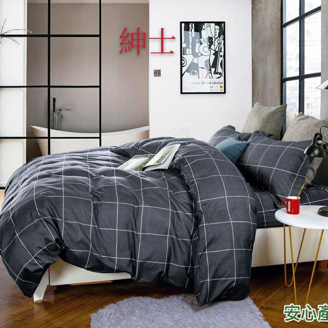 台灣製床包 單人 雙人 加大  款式2-18