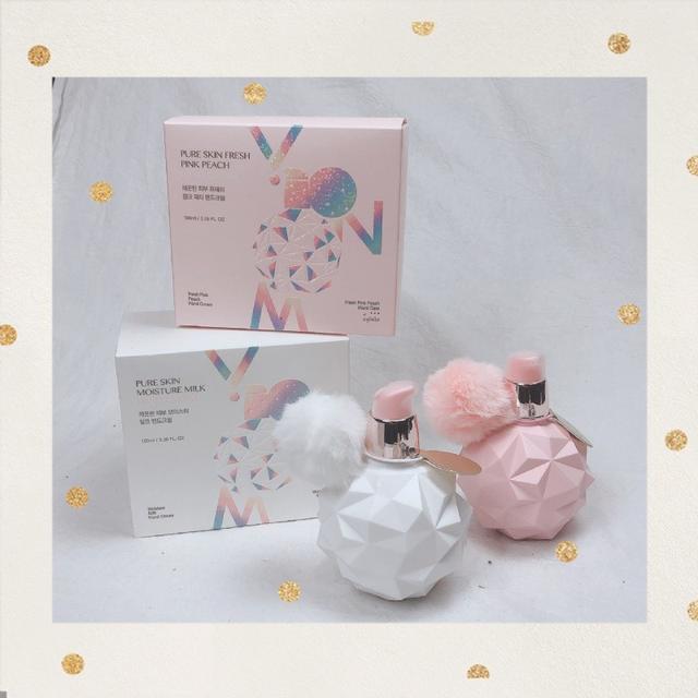 現貨~韓國 Y.N.M 冰淇淋香水護手霜 100ml 白色(牛奶保濕)