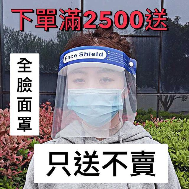 防護面罩全臉面罩📌限定50位額滿為此