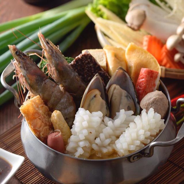 🌺如意饌🌺急凍鍋物(冷凍火鍋 附湯底 火鍋料 肉品)