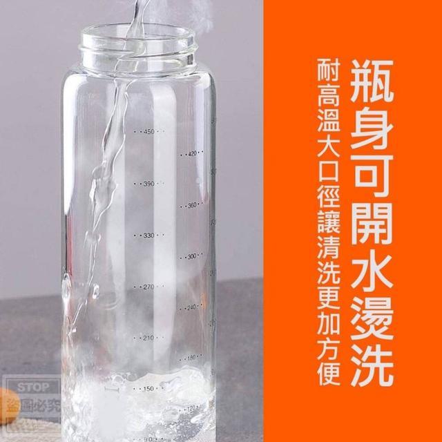 大容量玻璃調味油瓶