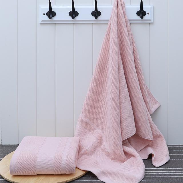 全棉吸水浴巾