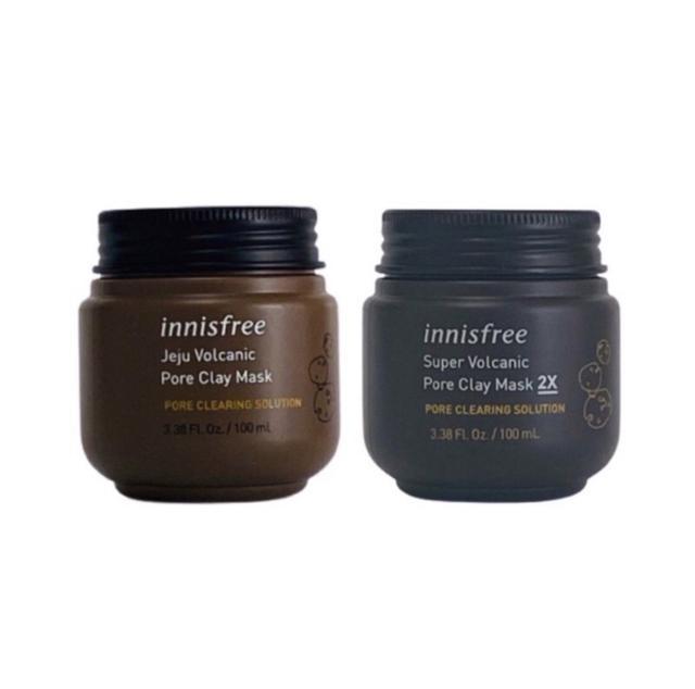 【代購】Innisfer火山泥毛孔潔淨面膜 一般版 加強版(2X)🔥激推🔥