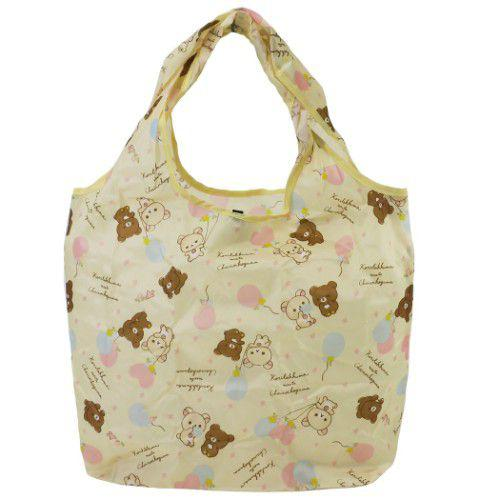 拉拉熊 折疊 環保袋 購物袋