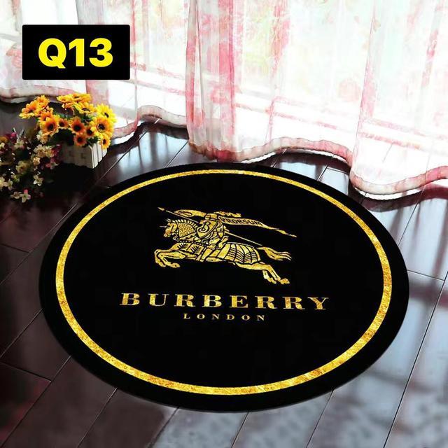 圓形地毯臥室試衣帽間潮牌電腦椅地墊吊籃毯穿衣鏡服裝店拍照北歐尺寸80cm直徑06~15