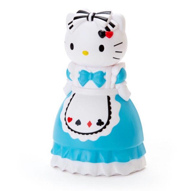 現貨 日本 Hello Kitty 立體造型髮梳