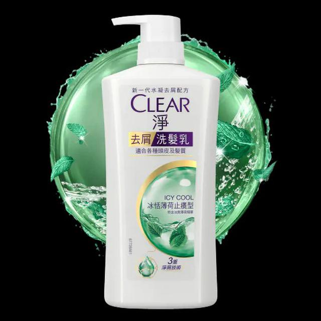 【現貨】淨CLEAR 女士去屑洗髮乳 -冰恬薄荷止癢型(750ml)