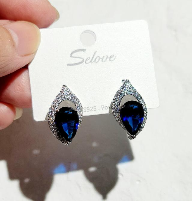 -晶妍- 奧地利水晶耳環(S925銀針)YH5080-21