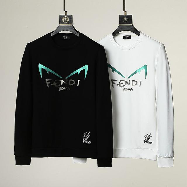 FEDNI2021新款純棉衛衣 芬迪衛衣 M-3XL