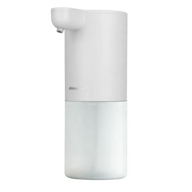 愛聲智能感應洗手機USB充電自動出泡沫皂液器家用酒店兒童抑菌液