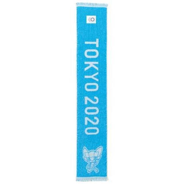 預購 日本2020東京奧運 接觸冷感運動長巾