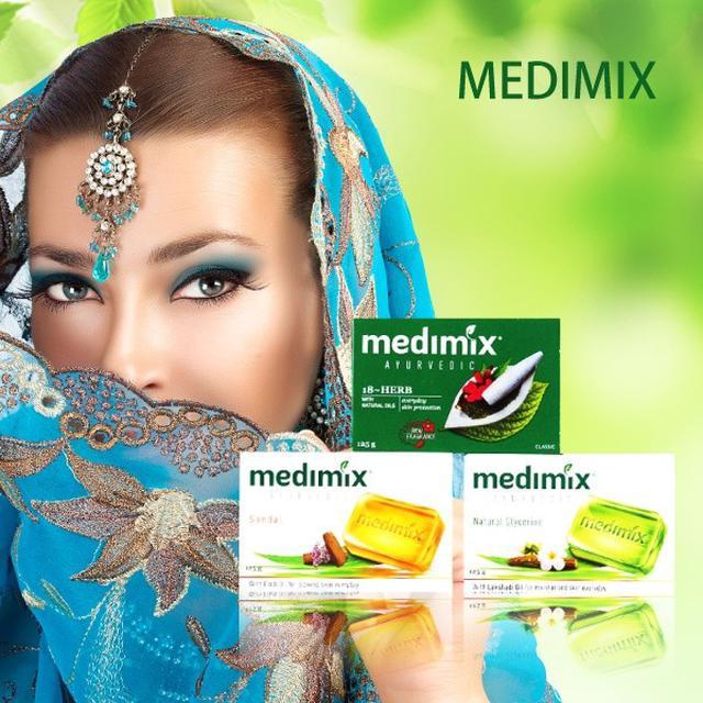 MEDIMIX印度皇室藥草浴皂125g