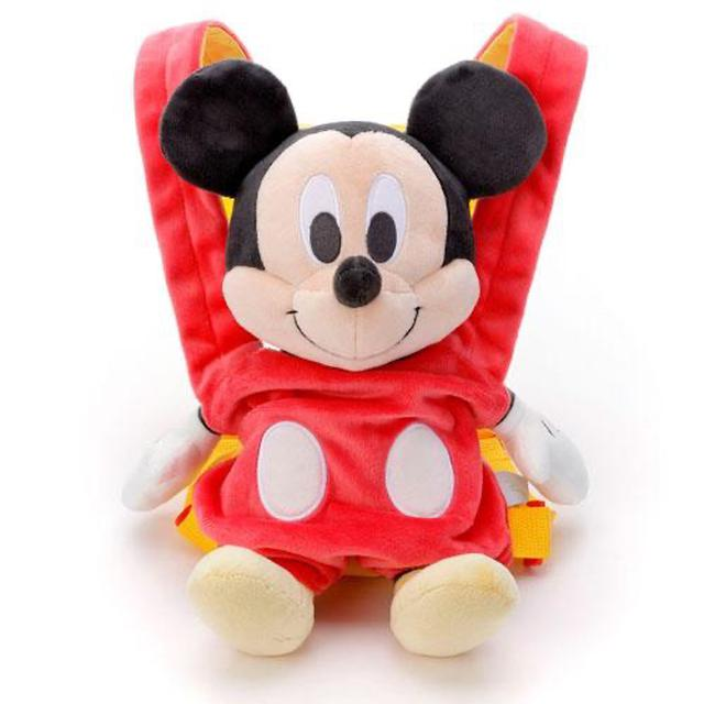 多功能米奇包  ディズニー まねっこママ ミッキーマウス