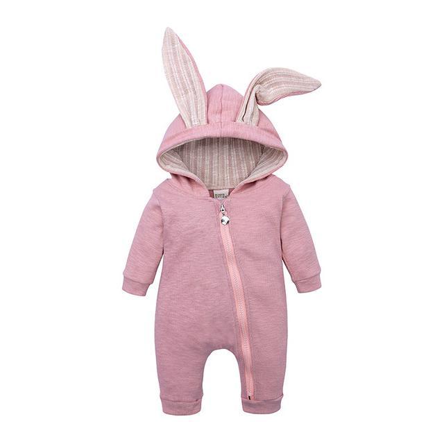 大兔耳🐰寶寶連身衣