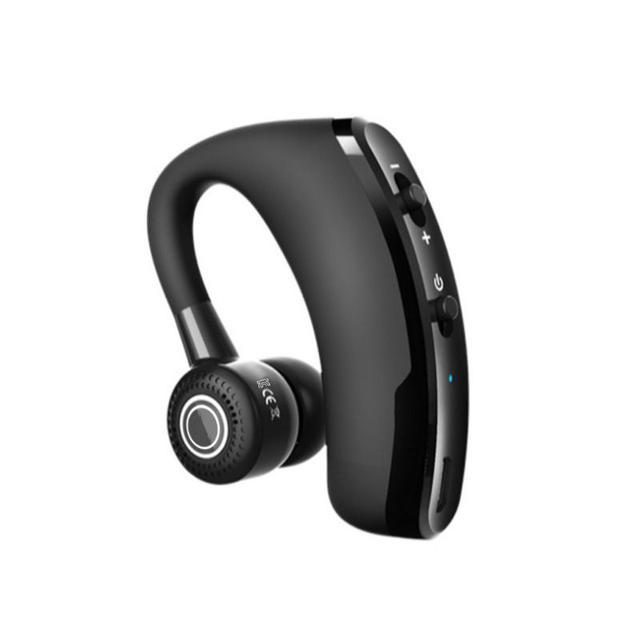 V9商務掛耳式、無線CSR藍牙耳機立體聲、帶聲控藍芽