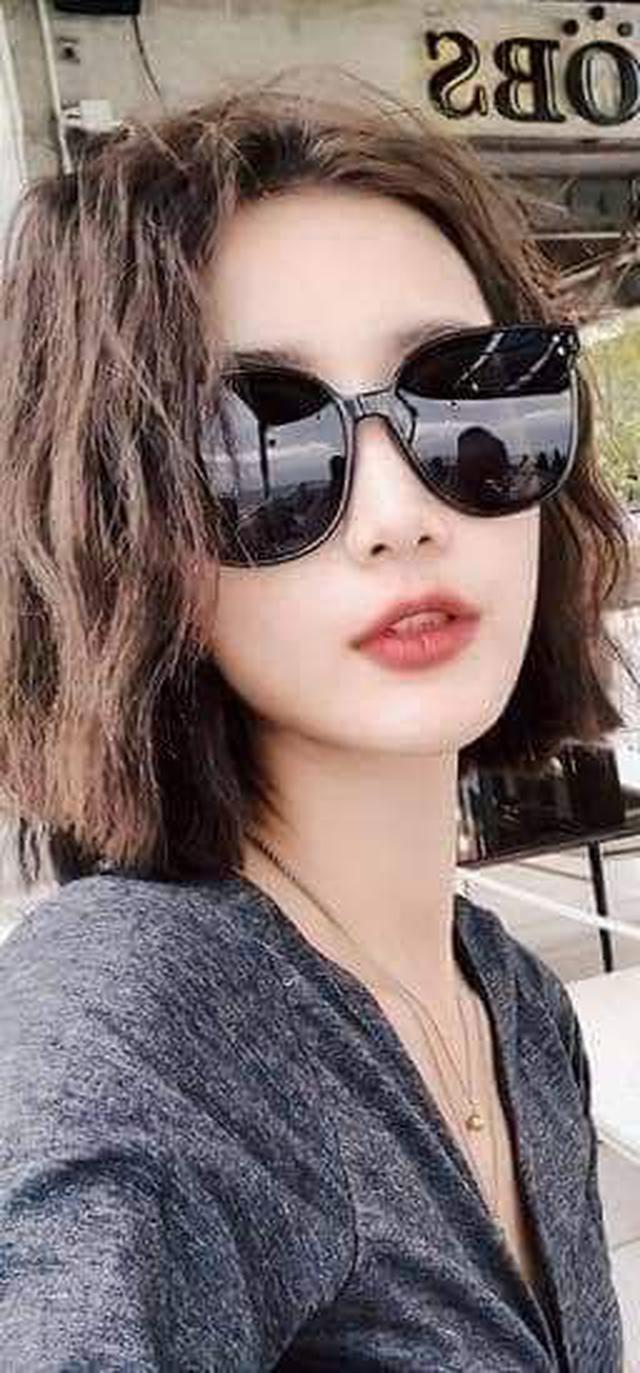 韓國爆紅款大框百搭墨鏡