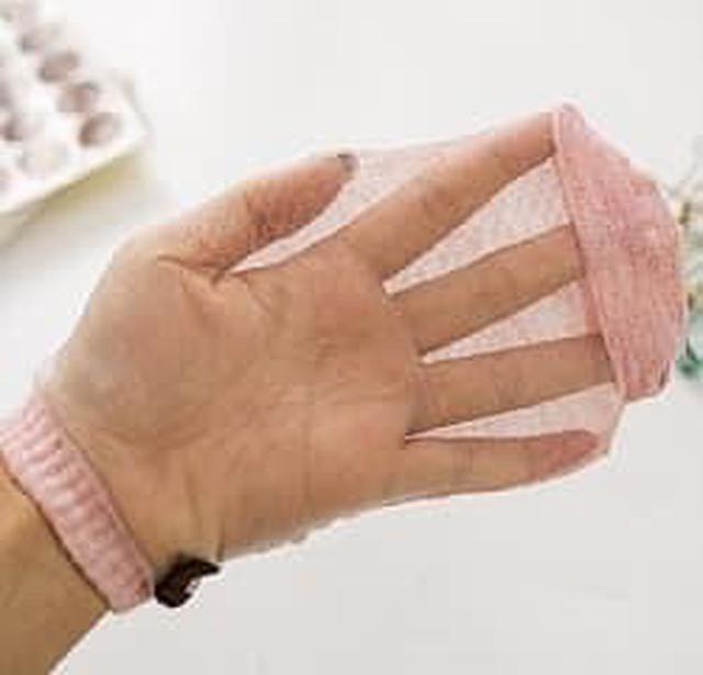 網紅玻璃絲薄款透氣卡絲短絲襪