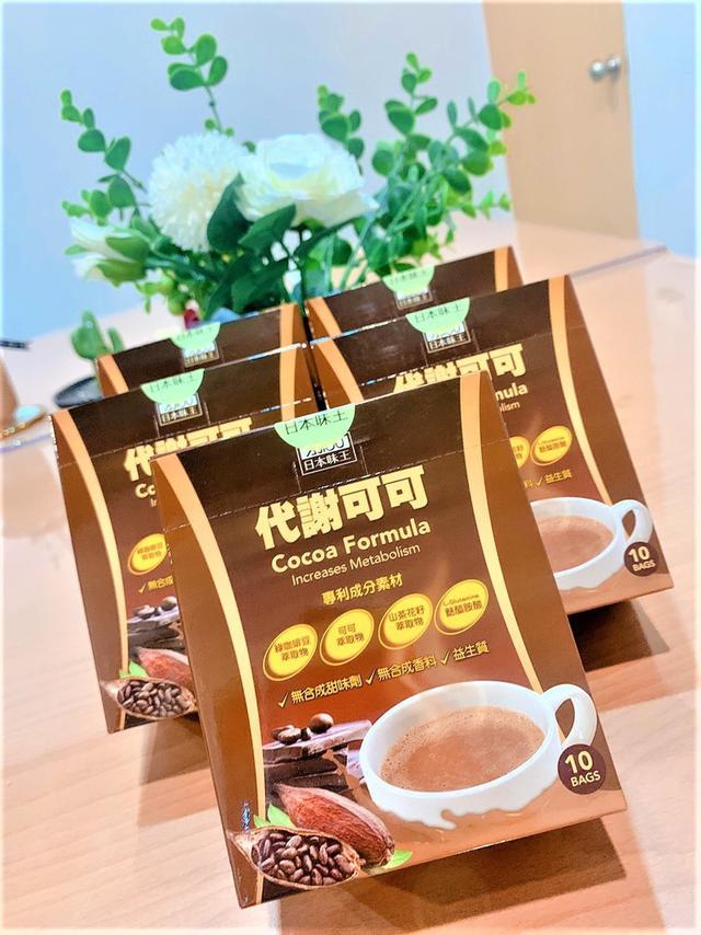 日本味王代謝可可(10包/5盒)