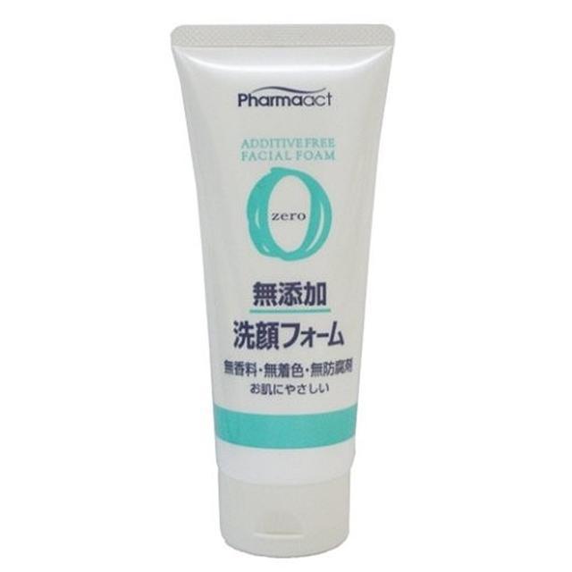 現貨 日本 熊野 ZERO 無添加溫和洗面乳 130g