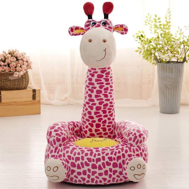 【預購】長頸鹿造型兒童沙發